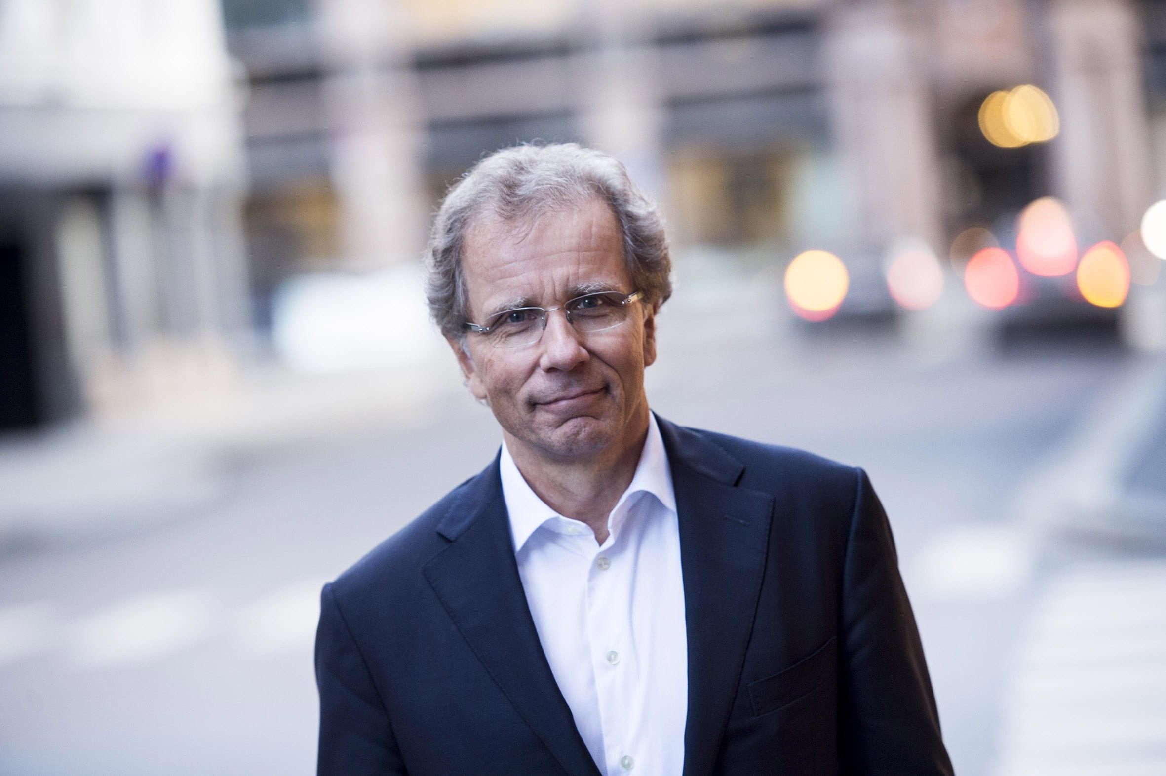 Otto Søberg, CEO Eksportkreditt Norge
